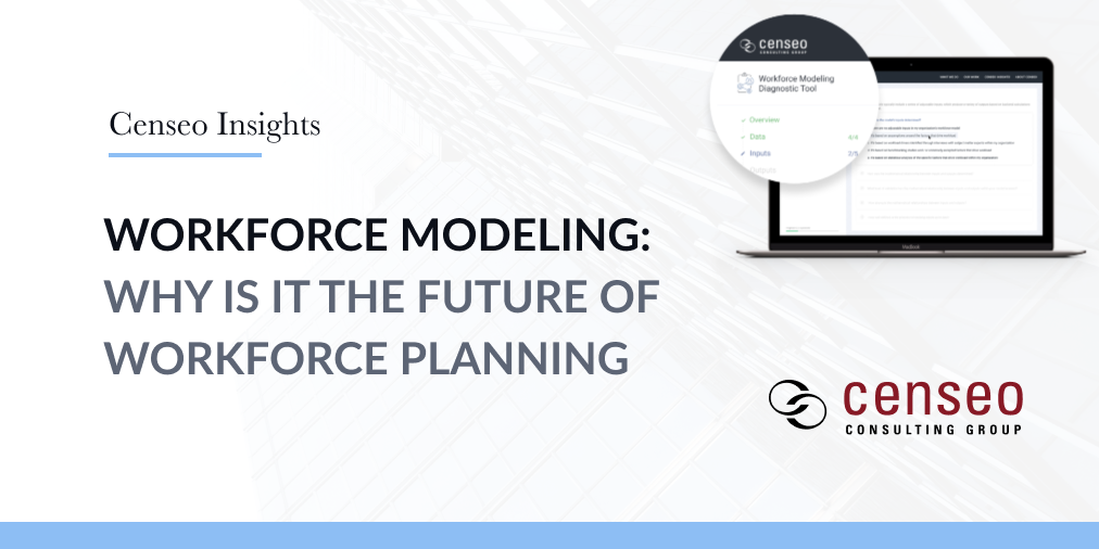 Why is Workforce Modeling the Future of Workforce Planning